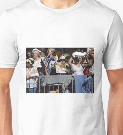 pope with a dream  Unisex T-Shirt