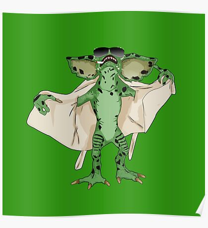Gremlin Flasher Poster