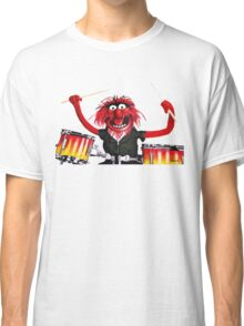 Animal Drummer Classic T-Shirt
