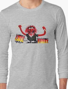 Animal Drummer Long Sleeve T-Shirt