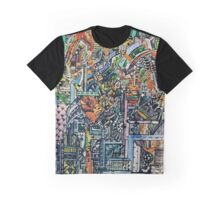 """wildstyle"" Graphic T-Shirt"
