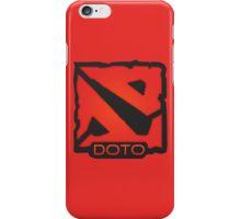 Dota 2 Orange. iPhone Case/Skin
