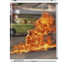 Thích Quảng Đức Blur iPad Case/Skin