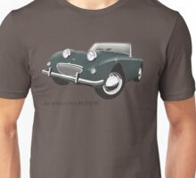 Austin Healey Sprite mark 1 dark green Unisex T-Shirt