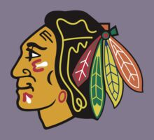 Top Selling Chicago Blackhawks Kids Tee