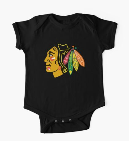 Top Selling Chicago Blackhawks One Piece - Short Sleeve