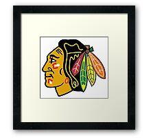 Top Selling Chicago Blackhawks Framed Print