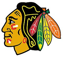 Top Selling Chicago Blackhawks Photographic Print