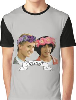 Be Excellent To Eachother Graphic T-Shirt
