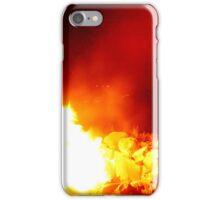Bigger Night Fire iPhone Case/Skin
