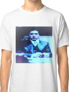 The Mob Boss At Work Classic T-Shirt