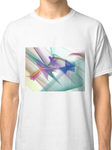 Colorful Vector/Abstract Design Classic T-Shirt