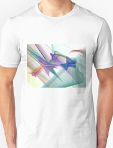 Colorful Vector/Abstract Design Unisex T-Shirt