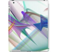 Colorful Vector/Abstract Design iPad Case/Skin