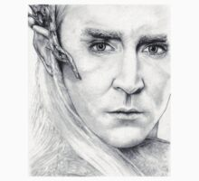 Thranduil Elven King Kids Tee