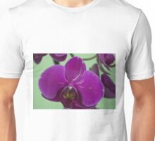 Orchid Macro Unisex T-Shirt