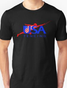 Team USA - Fencing Unisex T-Shirt