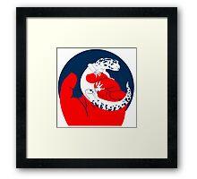 Gecko 2016 Framed Print