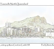 Townsville North Queensland - Ross Creek by Paul Gilbert