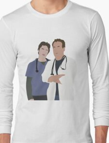 JD & Dr. Cox Long Sleeve T-Shirt