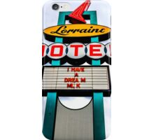 Lorraine Motel iPhone Case/Skin