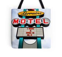 Lorraine Motel Tote Bag
