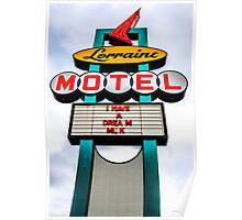 Lorraine Motel Poster
