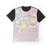 Fire Emblem Tea Party BOY VERSION Graphic T-Shirt