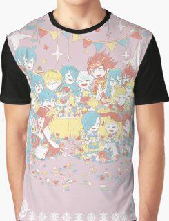 Fire Emblem Tea Party BOY VERSION Graphic T-Shirt