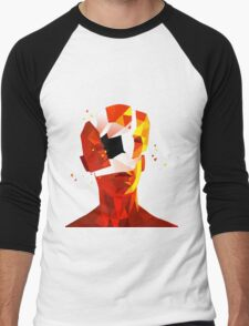 SUPERHOT Men's Baseball ¾ T-Shirt