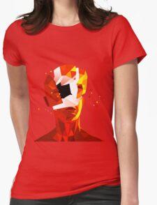 SUPERHOT Womens Fitted T-Shirt