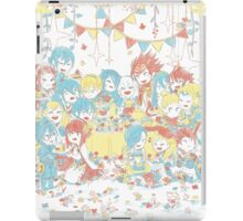 Fire Emblem Tea Party GIRL VERSION iPad Case/Skin