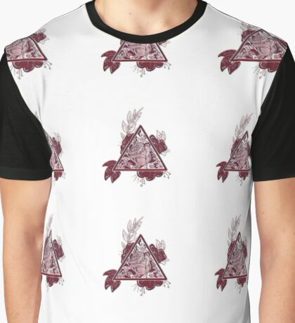 Geometrical Graphic T-Shirt