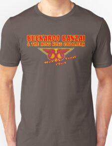 Buckaroo Banzai, World Tour Unisex T-Shirt
