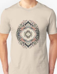 Radial Typography  Unisex T-Shirt