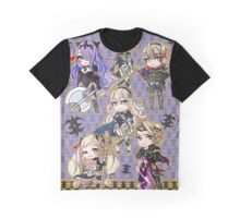 Fire Emblem Nohr Family Graphic T-Shirt