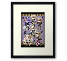 Fire Emblem Nohr Family Framed Print