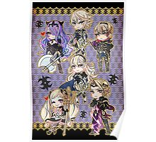Fire Emblem Nohr Family Poster