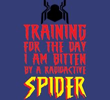 Training For The Day I Am Bitten By A Radioactive Spider MCU Tank Top Tank Top