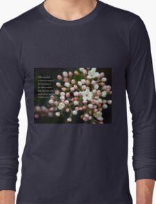 Far above rubies Long Sleeve T-Shirt