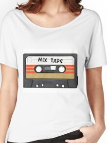 Mix Tape Women's Relaxed Fit T-Shirt