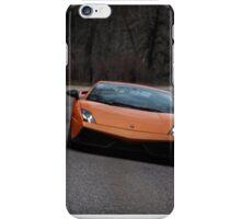 Lamborghini Gallardo LP570-4 Superleggera iPhone Case/Skin