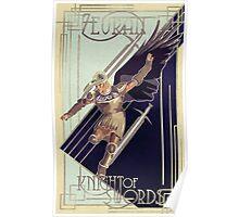 Zevran Poster