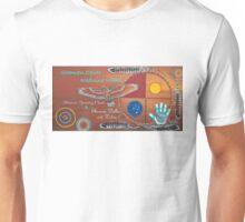 Shaman Spirit Medicine Wheel Unisex T-Shirt