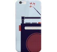 Funky Little Radio iPhone Case/Skin