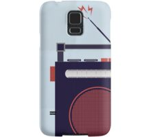 Funky Little Radio Samsung Galaxy Case/Skin