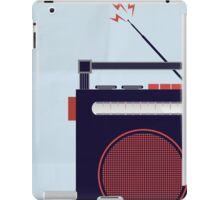 Funky Little Radio iPad Case/Skin