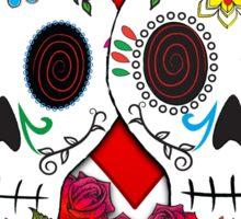 Love Skulls Sticker