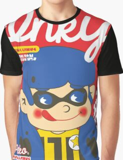 Inky Candy Graphic T-Shirt