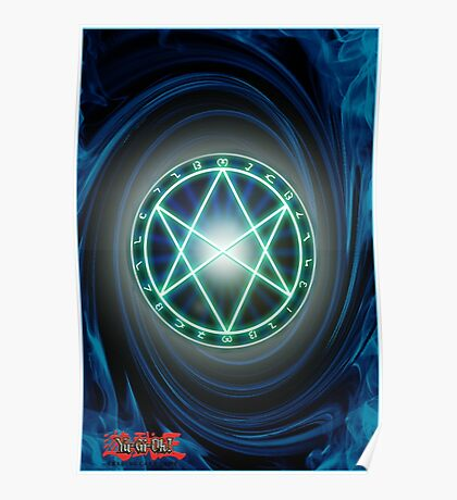 The Seal of Orichalcos  Poster